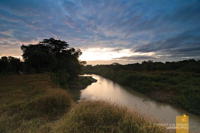 Dawn at the Buliran Brook