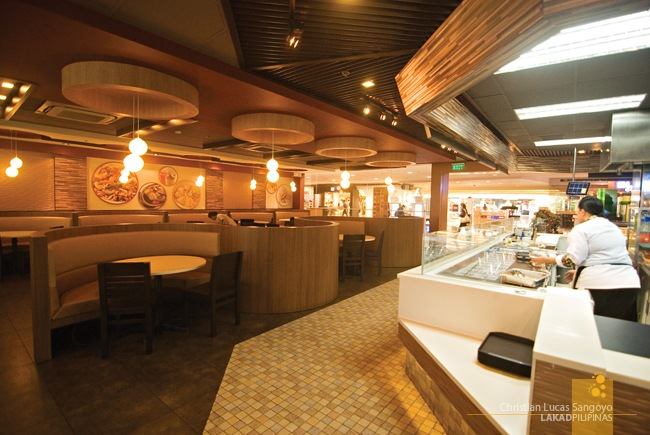 Orchard Road's Open Kitchen at the SM Megamall