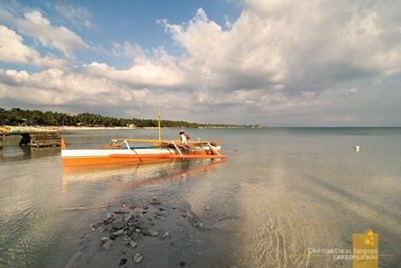 Tambobong's Shallow Shoreline