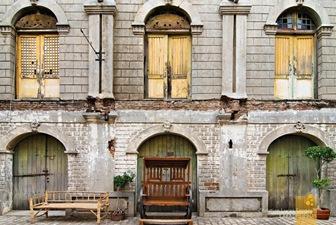 Ancestral Houses at Ilocos Sur's Vigan City