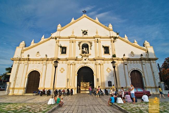 Vigan Church at Ilocos Sur's Vigan City