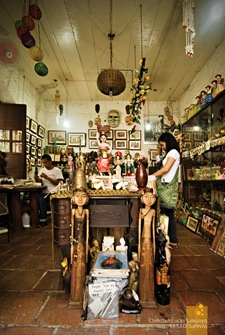 Limited Space, Unlimited Merchandise at the Paper Tolé Shop in Intramuros