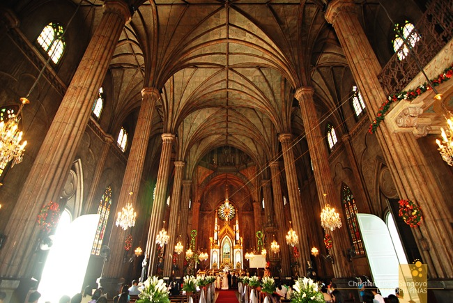 The Grand Nave of San Sebastian