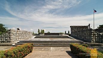 The Filipino Heroes Memorial in Corregidor