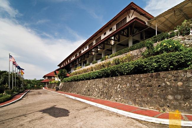 Sunny Afternoon at the Corregidor Inn