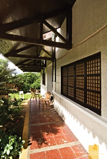 Corregidor Inn Lanai
