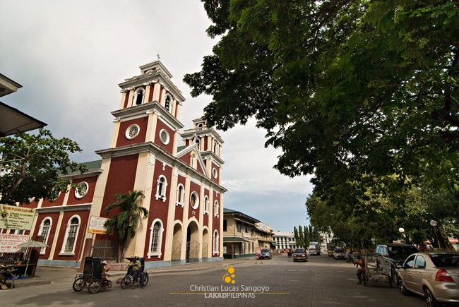 Iloilo City's San Jose Cathedral