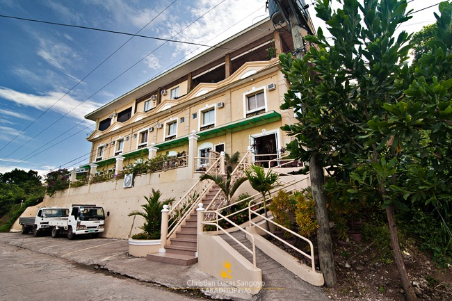Coron's Mount Tapyas Hotel Facade