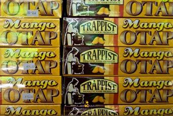 Mango Otap at Trappist Monastery