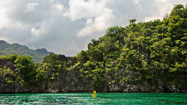 One of the Seven Islets of Coron's Siete Pecados