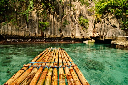 Towards the Opening of the Coron's Twin Lagoon