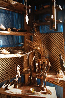 More Tribal Stuff at Kuweba Arts and Crafts