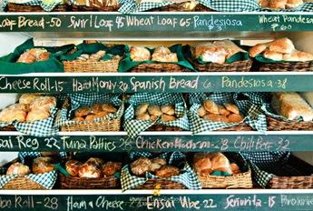 Pastry Shelf at Sweet Greens Deli Café