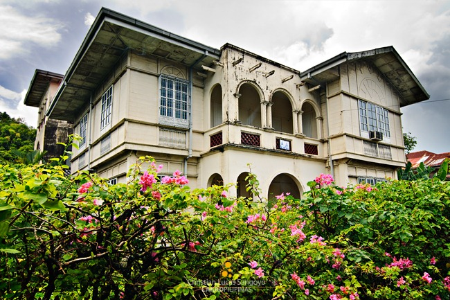 National Artist Leandro Locsin's Ancestral Home in Silay City