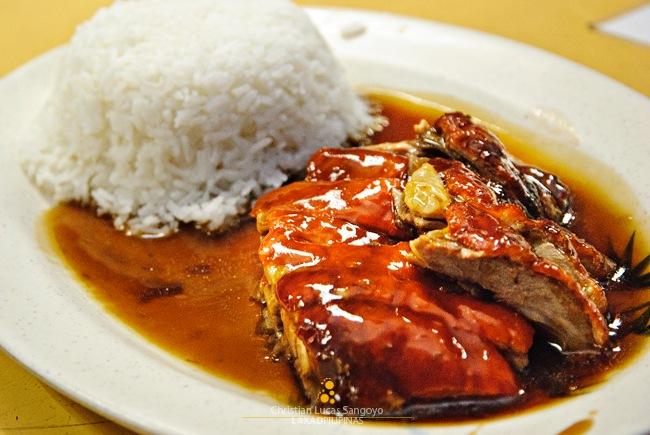 Wai Ying Soy Chicken in Binondo