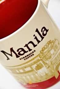 Starbucks Manila City Mug