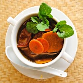 Cafe Sabel's Asian Adobo Chinois