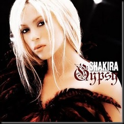 Shakira - Gypsy (FanMade Single Cover) Made by Blair_Waldorf