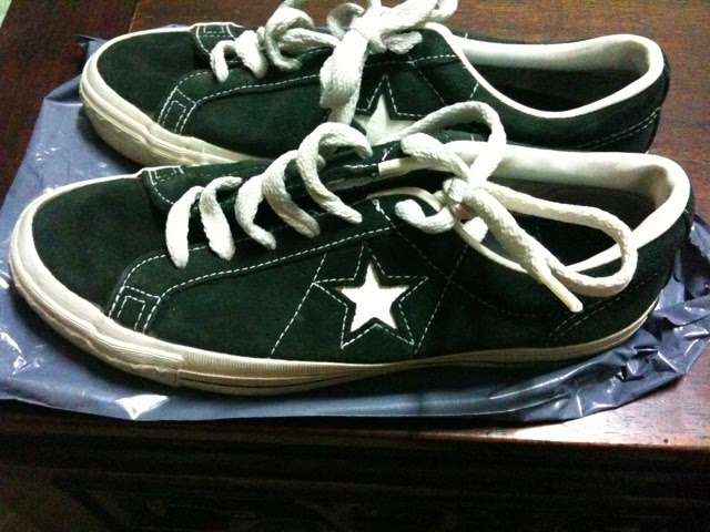 converse one star 90s