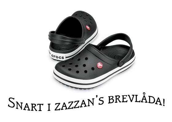 Snart i Zazzan's brevlåda! :-)