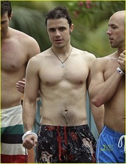Kris-Allen-Shirtless