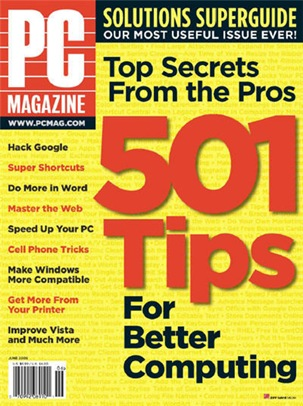 PCMagazine goes out of print