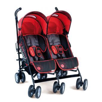 Olmitos Twin Spring carros gemelares criandomultiples.blogspot.com