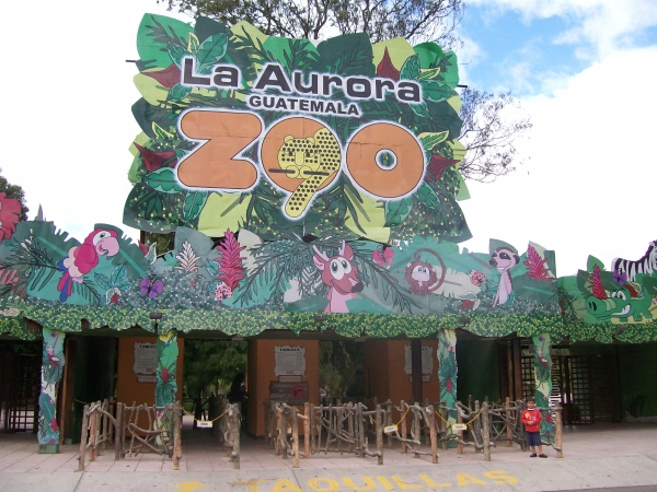 Photo Friday   La Aurora Zoo in Guatemala City