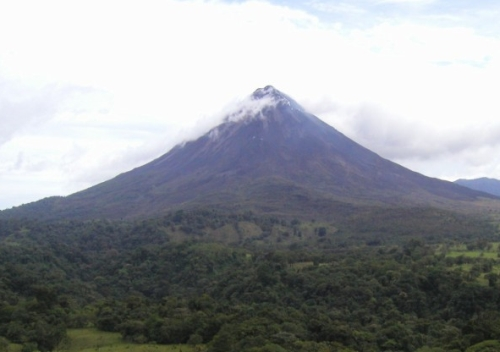 5 Most Active Volcanoes of Costa Rica