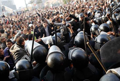 Беспорядки в Египте. Фото: Ами Абдалла Даиш, Reuters