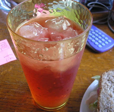 cranberry and sierra mist