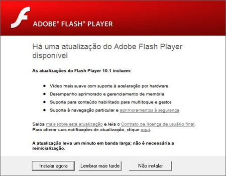 how to fix flash player on windows 10