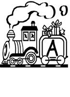 alfabeto trenes