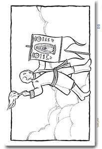 dibujos-para-colorear-de-la-independencia-de-mexico-recopilacion