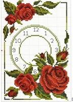 reloj rosas
