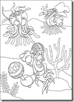 sirenita www.colorear.tk  (82)