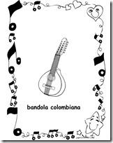 bandola colombiana 1