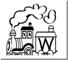 abecedario de tren 16