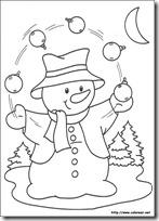muñeco de nieve (1)