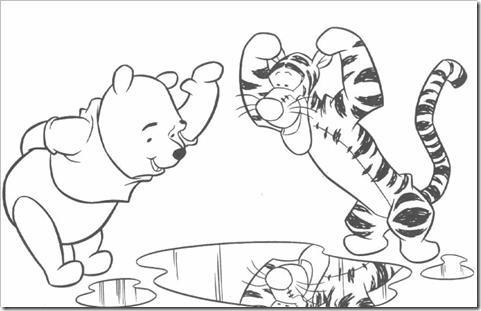 colorear tigger de winniee the pooh (14)