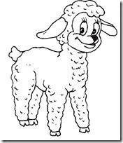 ovejas blogcolorear. com (1)