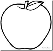 colorear manzana (1)