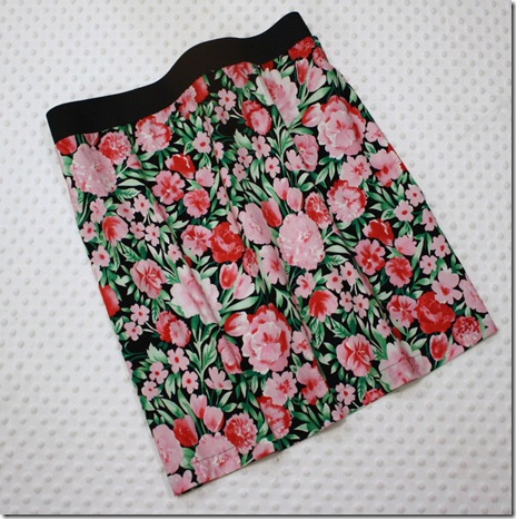 Hawaiian Skirt 001