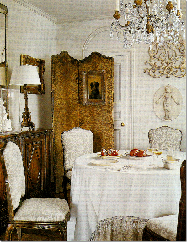 House equipment and furniture accessories a texas enfilade for Dining room equipment