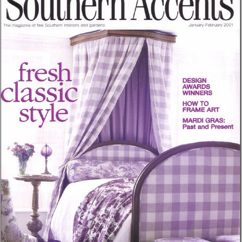 The Skirted Roundtable Welcomes Southern Accents!