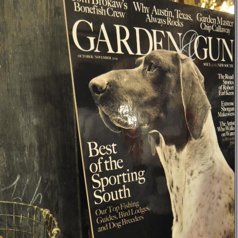 BROWN Hosts Garden & Gun