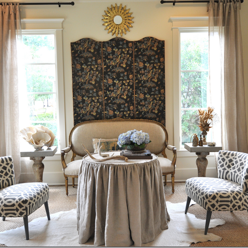 Sally Wheat Decorates: The Brick House