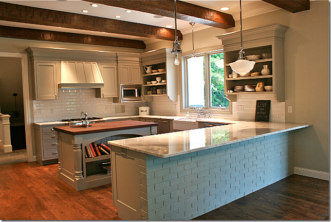 The August Fields Kitchen, inspired by Sally Wheat