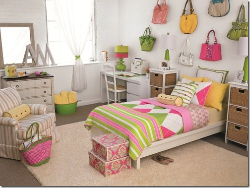 COTE DE TEXAS: Elisabeth's Dorm Room