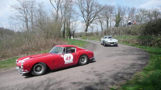 duo de Ferrari 250 GT SWB, 49